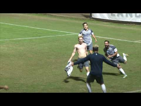 Longwood University Men's Soccer vs Liberty University 11/2/16