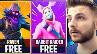 IRAPHAHELL PLAYS FORTNITE WITH EXPENSIVE SKINS!