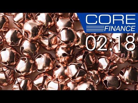 Copper and Iron Ore post-GFC recovery continues - Accendo Markets