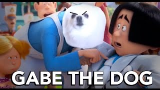 Let it Grow but Sai is Gabe the dog - A tribute to Gabe the dog