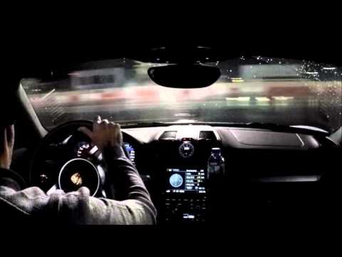 Porsche  Cayman - Wet dynamic handling experience at Yas Marina Circuit