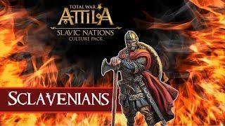 Total War ATTILA - Slavic Nations [13]: Enemy of my friend