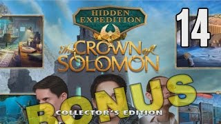 Hidden Expedition 7: The Crown of Solomon CE [14] w/YourGibs, Arglefumph -  BONUS CHAPTER (3/3)