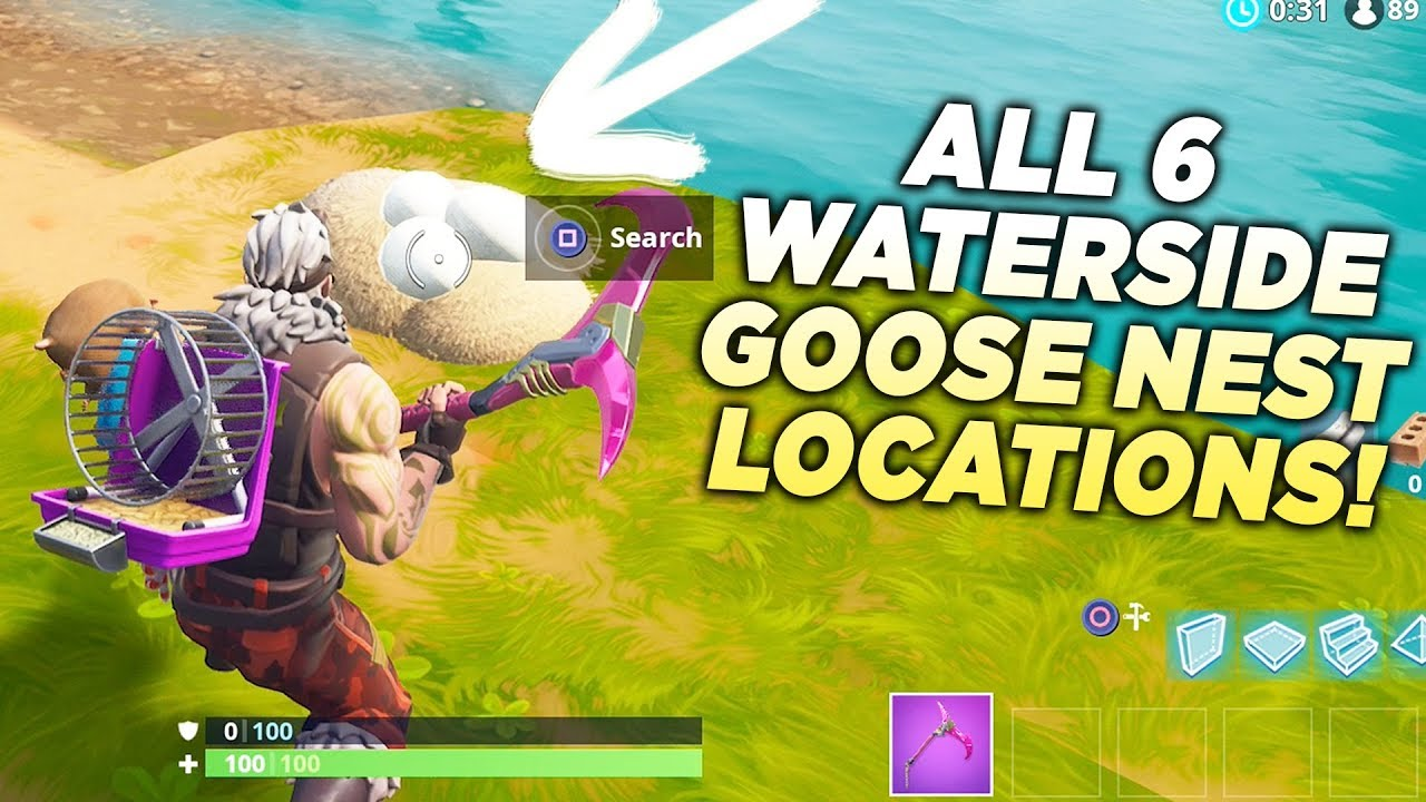 All 6 Waterside Goose Nest Locations Search Waterside Goose Nests