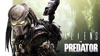 Aliens vs Predator (2010) #2 - Full Predator Walkthrough (PC Ultra 1080p 60fps)