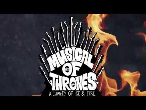 Musical of Thrones: Adelaide Fringe Festival Trailer!