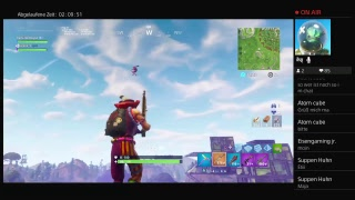 Fortnite gamble with new skin (eti with)