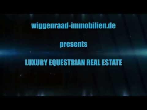 Luxury equestrian real estate - luxus reitanlagen verkauf- luxe paardenaccomodaties