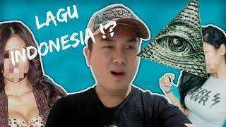 Lagu POPULER INDONESIA & PESAN TERSEMBUNYI ( KEPADA SETAN !?) #PSYCHO