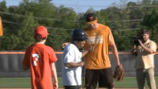 Tennessee Baseball Vs. Knoxville Challenger Sports League