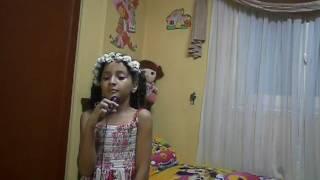 اغنية فيها حاجه حلوه امال احمد مع موسيقى كاريوكى
