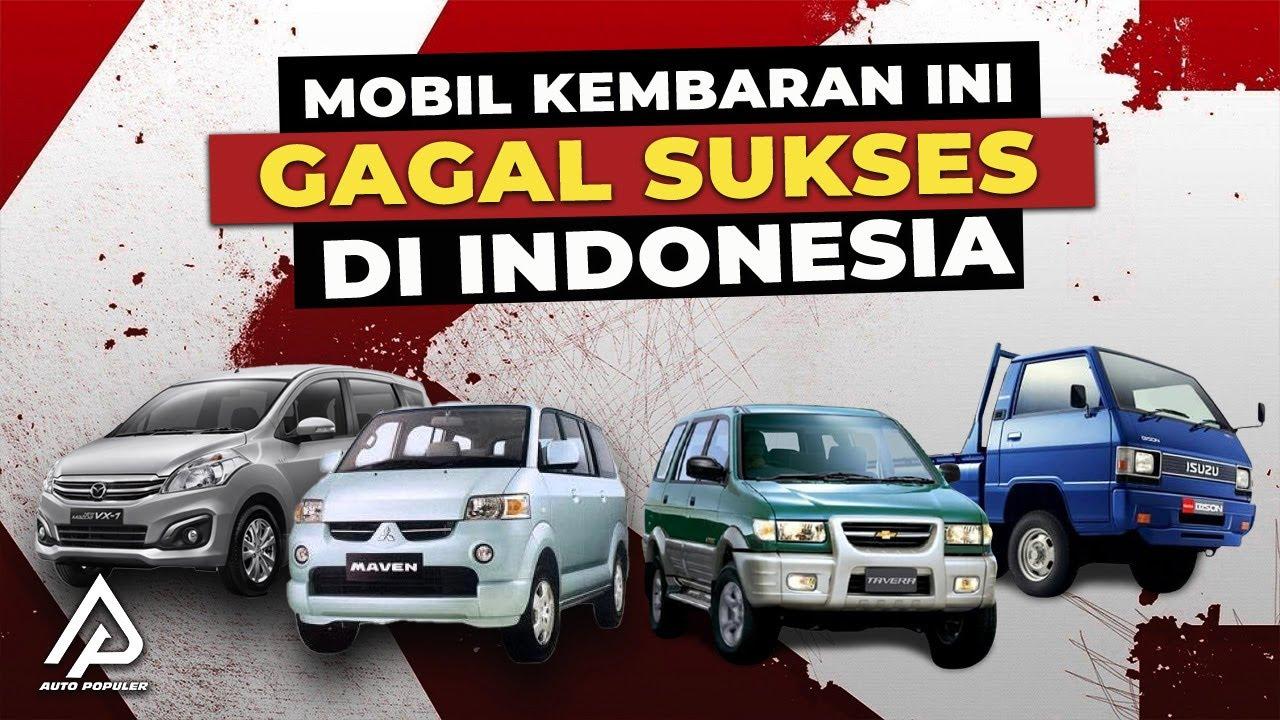 Download Serupa Tapi Tak Sama,! Inilah Mobil Kembaran yang Gagal Sukses di Indonesia