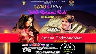... glam & shine with rashmi bedi