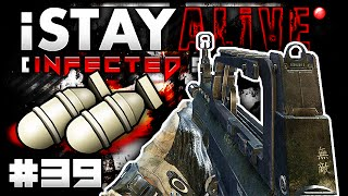 "INTENSE INFECTED MOAB! - ""iSTAY ALiVE"" #39 (Call of Duty: Modern Warfare 3 Gameplay)"
