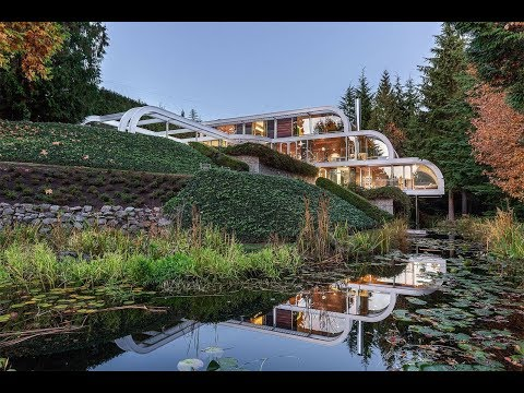 Unparalleled Architectural Masterpiece in West Vancouver, Canada  | Sotheby's International Realty
