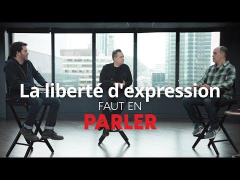Faut en parler | La liberté d'expression