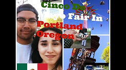 Cinco De Mayo Fair in Portland Oregon