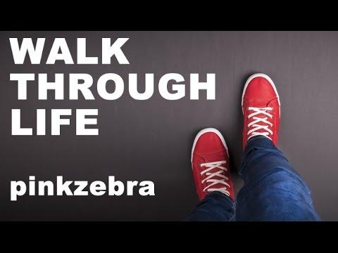 "Pinkzebra ""Walk Through Life"" | Happy Background Music for Videos"