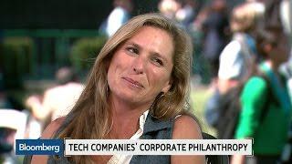 Salesforce's $10 Million Philanthropy for Children's Hospital
