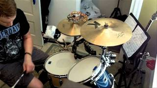 Radiohead - Optimistic (Drum Cover)