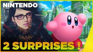 Bayonetta 3 et Kirby en 3D   NINTENDO DIRECT 🟡 5 Choses à Savoir