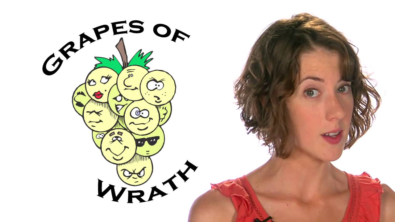 The grapes of wrath summaryoverview 60second recap youtube biocorpaavc Image collections