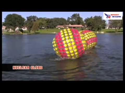 Boia Airhead Globo Nuclear - Sportshops Comércio Virtual