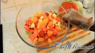 Home Made Fruit Salad