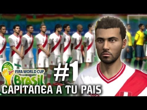 FIFA 2014 World Cup: Capitanea a tu Pais #1 La Creacion