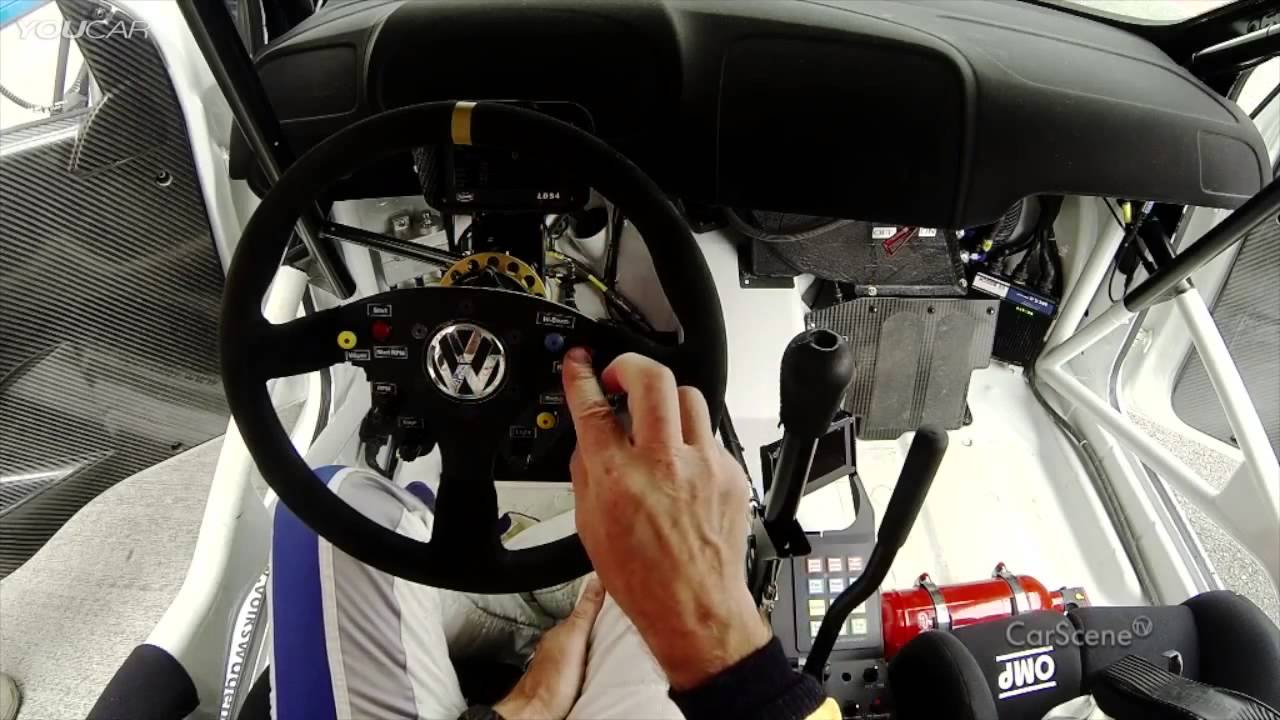 Auto cockpit vw  Volkswagen Polo R WRC Cockpit - #WRC - YouTube