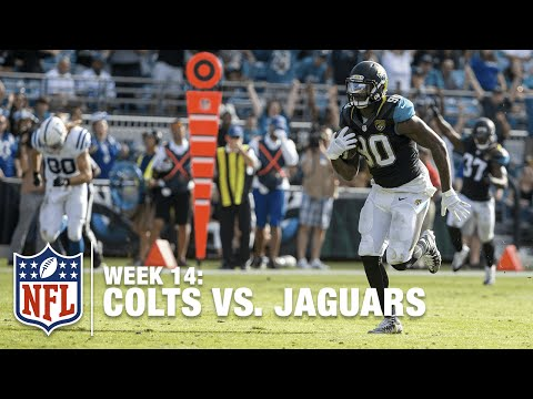 Matt Hasselbeck Stripped & Jaguars Take it in for a TD! | Colts vs. Jaguars | NFL