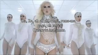 Lady Gaga - Bad Romance subtitulada en español