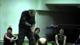 Психологическая подготовка к рукопашному бою часть 16(, 2013-10-08T18:54:51.000Z)