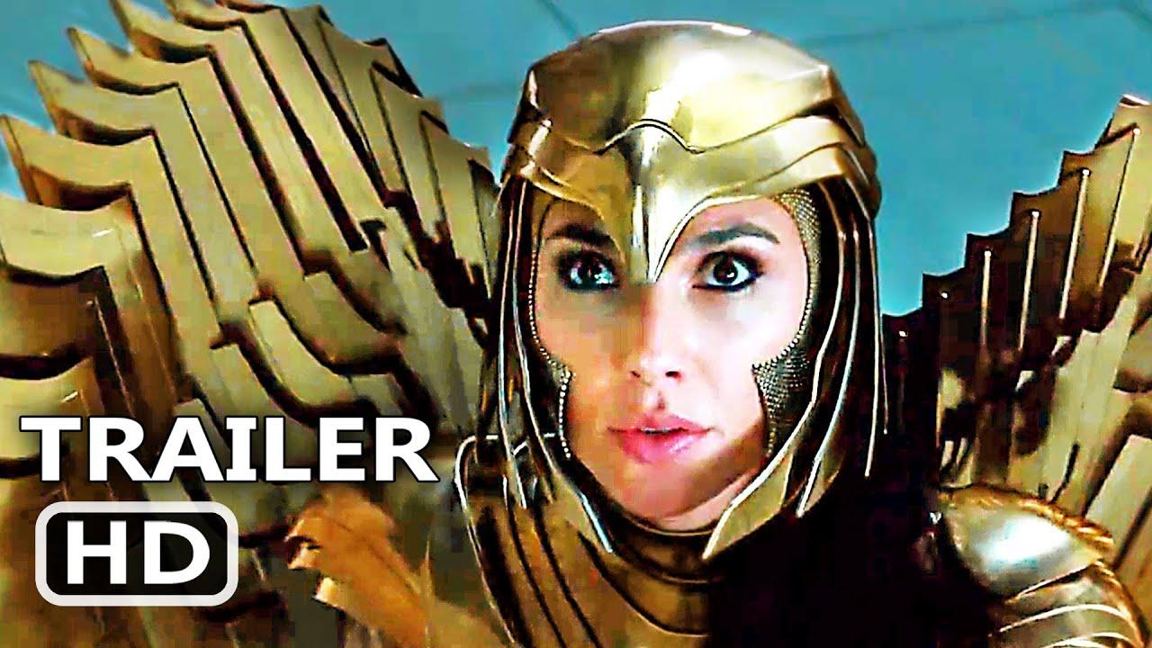 MULHER MARAVILHA 1984 Trailer Português LEGENDADO 2 (NOVO 2020) Gal Gadot, Wonder Woman 2