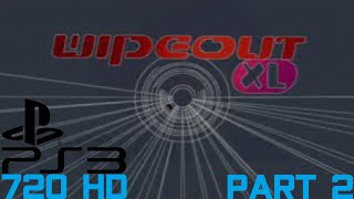 """WipEout XL (WipE'out"""" 2097) (PS3) - Part 2 [Phantom Challenge]"""