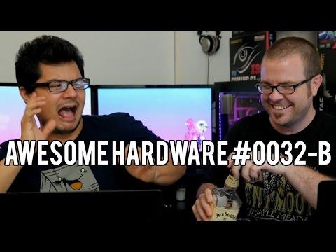 Awesome Hardware #0032-B: Ad-Free YouTube Subscription, VR-Ready PCs Imminent, Laser Razor