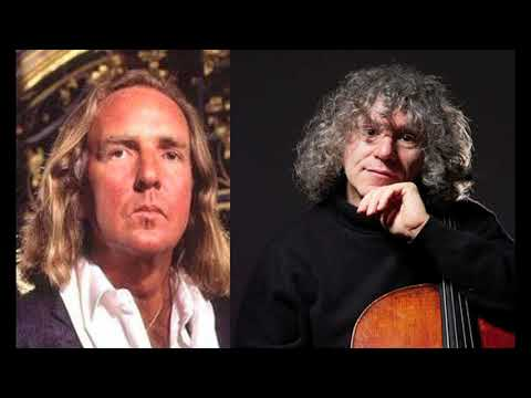Sir John Tavener: The Protecting Veil: Stephen Isserlis, cello: London Suymphony Orchestra strings