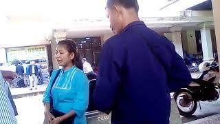 Travel In Vietnam នៅច្រកព្រំដែន ខ្មែរ វៀតណាម