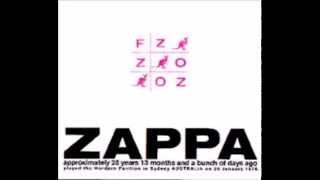 Frank Zappa - The Illinois Enema Bandit (FZ:OZ)