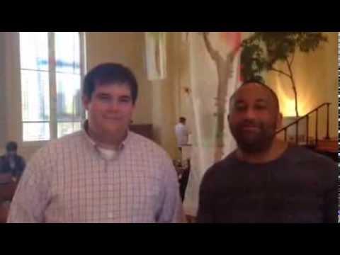 NALT Christians - Zach and Dennis in Memphis, TN