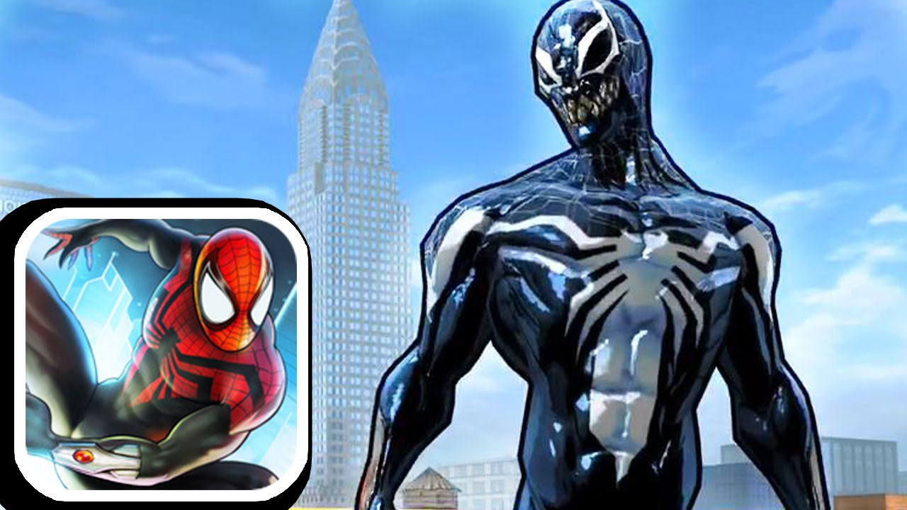 6455e677 Spider-Man Unlimited: Superior Venom Overview [Android/iPad] - YouTube