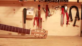 """La Réselle Guitars -  """"All Swiss timbers"""" for Angus Stone"""