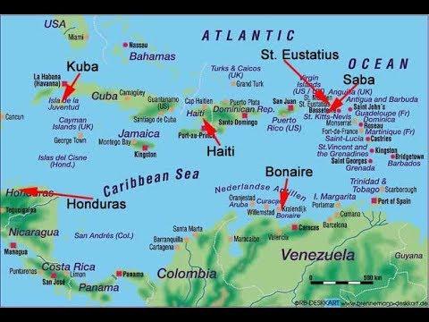 5/8~UN SEIZES US ASSETS!WAR IN THE CARIBBEAN SEA CLOSER!!