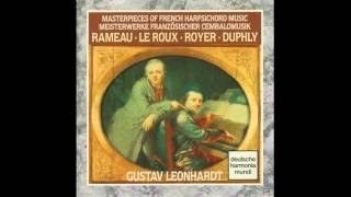 Masterpieces of French Harpsichord Music (Rameau, Le Roux, Roy…
