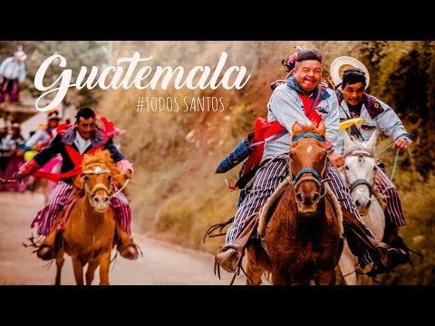 Guatemala travel #18 | Todos Santos Cuchumatán, Huehuetenango