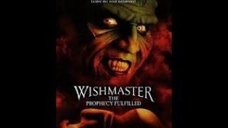 Baixar Wishmaster 4: Prophecy Fulfilled: Deusdaecon Reviews