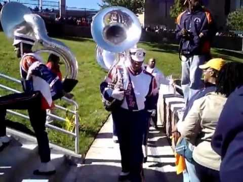 Morgan State University Band Homecoming 2012 Tunnel.mp4