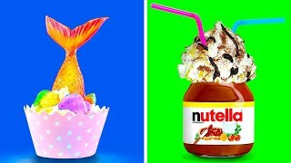 25 SURPRISING FOOD TRICKS