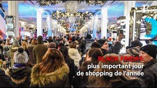 Black Friday: plus important jour de shopping de l'année