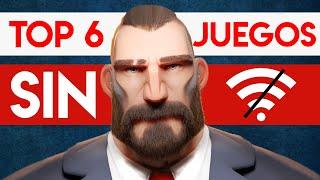 TOP 6 Mejores JUEGOS ¡Sin INTERNET! 2020 | Juegos ANDROID & iOS para CELULAR ¡DIVERTIDOS y OFFLINE! screenshot 3